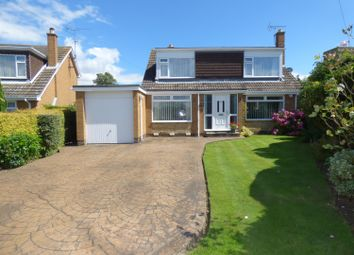 Thumbnail 4 bedroom detached house for sale in The Meadows, Cherry Burton, Beverley