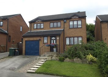 Thumbnail 4 bed detached house for sale in Ings Mill Drive, Clayton West, Huddersfield