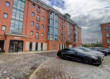 Thumbnail 1 bed flat for sale in Central Way, Warrington
