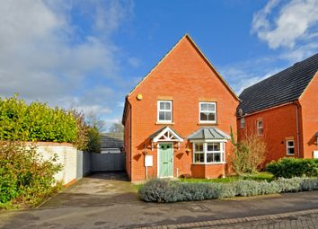 Thumbnail 4 bed detached house for sale in Dittander Close, Bicester