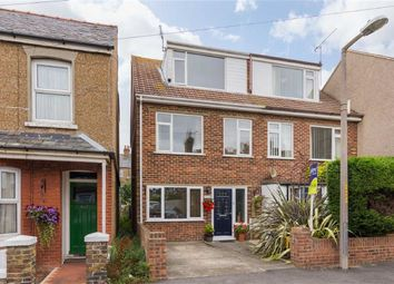 Thumbnail 3 bed semi-detached house for sale in Glebe Road, Margate