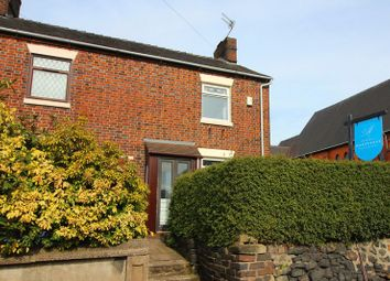 Thumbnail 2 bed town house for sale in St. Michaels Road, Stoke-On-Trent
