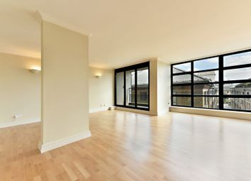 Thumbnail 2 bedroom flat for sale in Burrells Wharf Square, London
