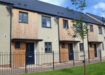 3 bed terraced house to rent in Belmont Way, Tiverton, Devon EX16
