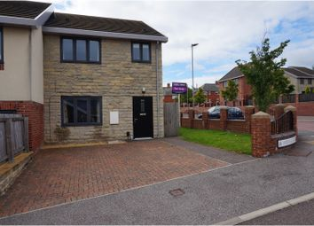 Thumbnail 3 bed semi-detached house for sale in Vernon Close, Barnsley