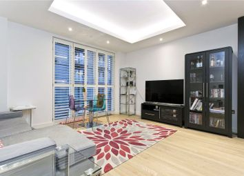 Thumbnail 2 bedroom flat for sale in Park Vista Tower, 21 Wapping Lane, London