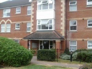 Thumbnail 2 bed flat for sale in Cobham Close, London
