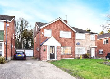 Thumbnail 3 bed semi-detached house for sale in Eden Road, Joydens Wood, Kent