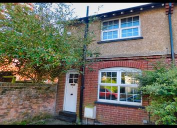 Thumbnail 2 bed end terrace house for sale in Old Redbridge Road, Old Redbridge, Southampton