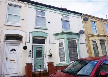 Thumbnail 3 bed terraced house for sale in Allington Street, Liverpool