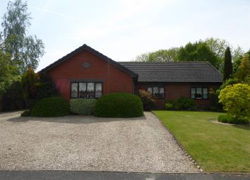 Thumbnail 4 bed bungalow for sale in Tee Lake Boulevard, Telford