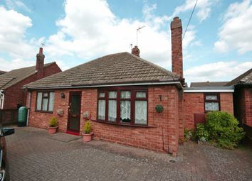 Thumbnail 2 bed detached bungalow for sale in Station Road, North Hykeham, Lincoln