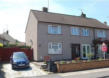 Thumbnail 3 bed semi-detached house for sale in Lullingstone Crescent, Orpington, Kent