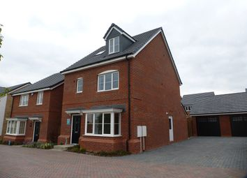 Thumbnail 4 bed detached house for sale in Booth Lane South, Abington, Northampton