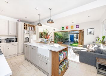 5 bed terraced house for sale in Calbourne Road, London SW12