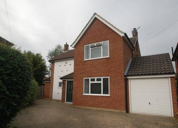 Thumbnail 4 bed detached house to rent in Cleveland Drive, Staines
