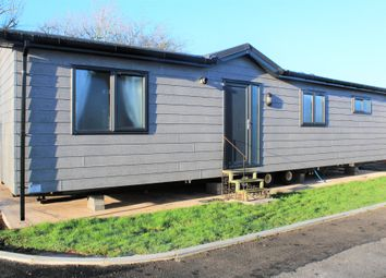 Thumbnail 2 bed mobile/park home for sale in Summer Lane, Banwell