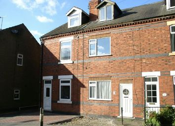 Thumbnail 3 bed terraced house for sale in Lower Somercotes, Somercotes, Alfreton