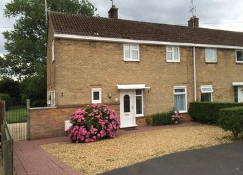 Thumbnail 3 bed semi-detached house to rent in Thorolds Way, Castor, Peterborough