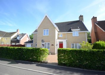 Thumbnail 5 bed detached house for sale in Mulbarton, Norwich