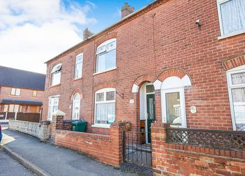 Thumbnail 2 bed terraced house for sale in Talbot Street, Church Gresley, Swadlincote