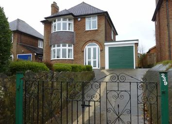 Thumbnail 3 bed detached house to rent in Main Street, Calverton, Nottingham