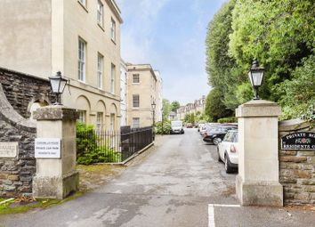 Thumbnail 1 bed flat for sale in Cornwallis Grove, Clifton, Bristol