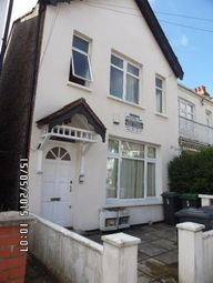 Thumbnail 3 bed flat to rent in Woodside Road, Palmers Green