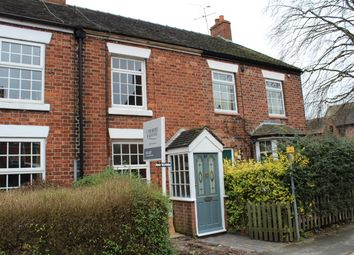 Thumbnail 2 bed terraced house to rent in Wistaston Road, Willaston, Nantwich, Cheshire
