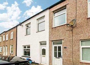 Thumbnail 3 bedroom terraced house for sale in Lloyd Street, Newport