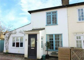 Thumbnail 2 bed terraced house for sale in Police Station Road, Hersham, Walton-On-Thames, Surrey