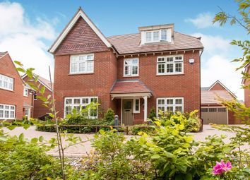 Thumbnail 5 bed detached house for sale in Arnold Close, Hauxton, Cambridge