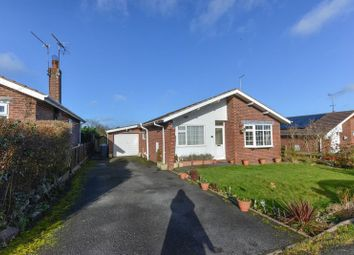 Thumbnail 2 bedroom bungalow for sale in St Johns Way, Ashley, Market Drayton