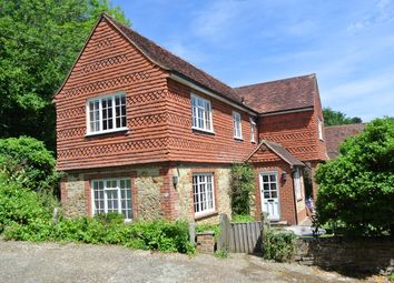 Thumbnail 3 bed country house to rent in Malthouse Lane, Hambledon