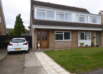 Thumbnail 3 bed property to rent in Plumtrees, Earley, Reading