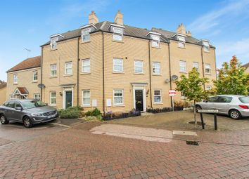 Thumbnail 3 bed town house for sale in Woodlands, Huntingdon