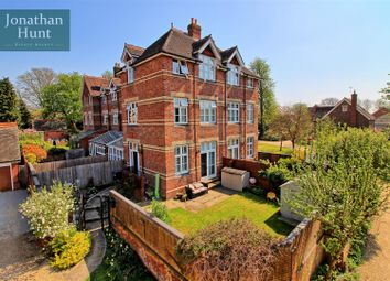 Thumbnail 3 bed town house for sale in St. Francis Close, Buntingford