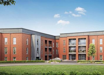 """Thumbnail 1 bed flat for sale in """"Juniper House - Plot 208 - Discount To Market Home"""" at Roving Close, Andover"""