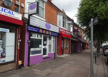 Thumbnail Retail premises for sale in Narborough Road, Leicester
