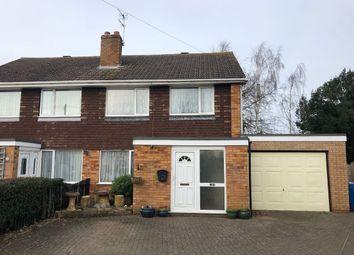 3 bed semi-detached house for sale in Walkfield Road, Alrewas, Burton-On-Trent DE13