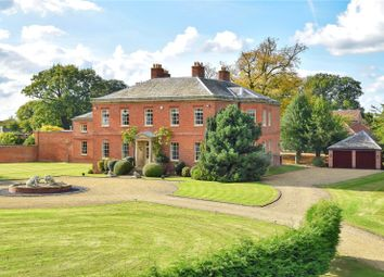 Thumbnail 6 bed detached house for sale in Syerston Hall Park, Syerston, Newark, Nottinghamshire