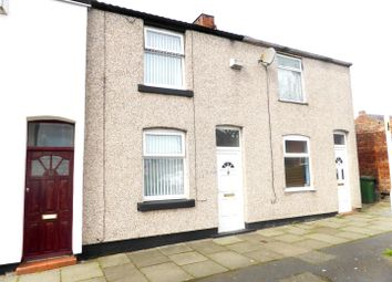 Thumbnail 2 bed terraced house for sale in Beaconsfield Road, New Ferry