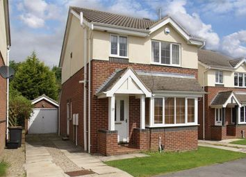 3 bed detached house for sale in Harebell Close, Harrogate, North Yorkshire HG3