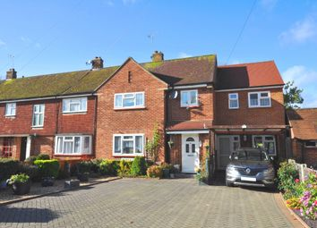 Thumbnail 4 bed end terrace house for sale in Glendale Drive, Burpham, Guildford