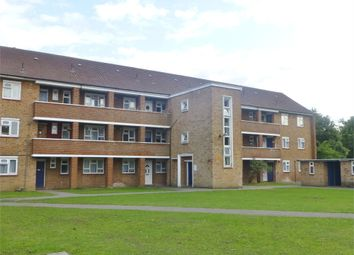 Thumbnail 2 bed flat for sale in Cranleigh Gardens, Southall, Middlesex