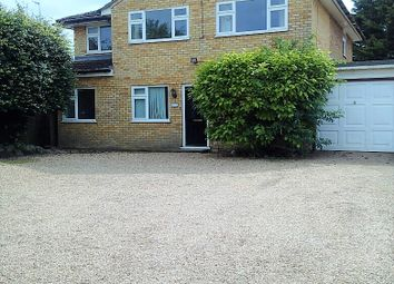 Thumbnail 5 bed detached house to rent in Watling Street, Hockliffe