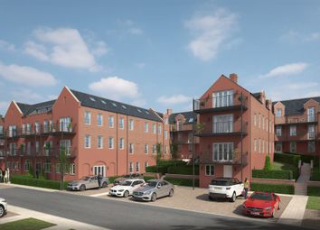 Thumbnail 2 bed flat for sale in St Gregory's Place, Walnut Tree Lane, Sudbury