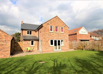 York Road, Strensall, York YO32. 5 bed detached house for sale