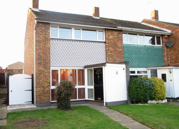 Thumbnail 3 bed semi-detached house to rent in Cornec Chase, Eastwood, Leigh-On-Sea