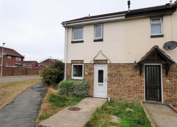 Thumbnail End terrace house to rent in Turnstone Close, Weymouth, Dorset